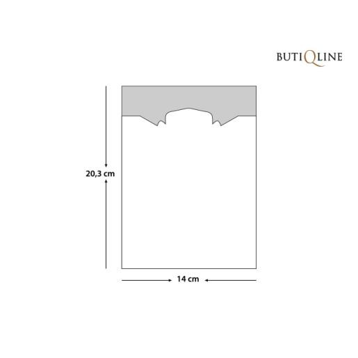 Invitatie cu model marmura 1155 BUTIQLINE