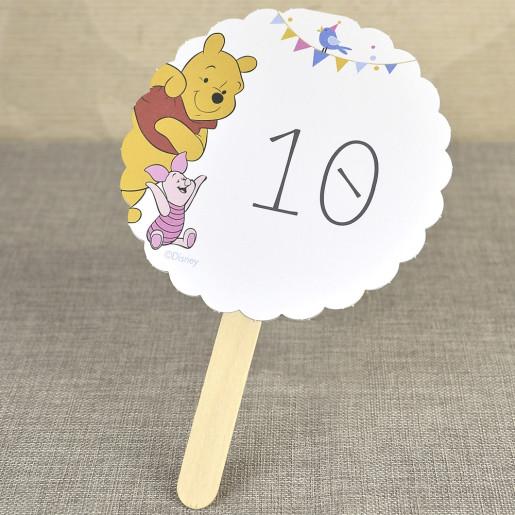 Numar de masa Winnie the Pooh 1729 DELUXE