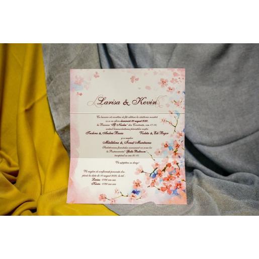 Invitatie de nunta 202 NEW BEST