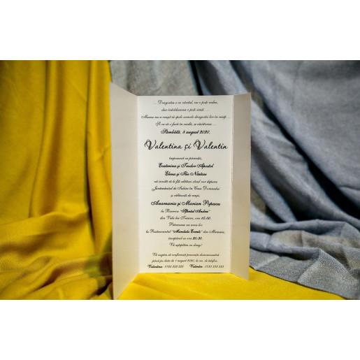 Invitatie de nunta 208 NEW BEST