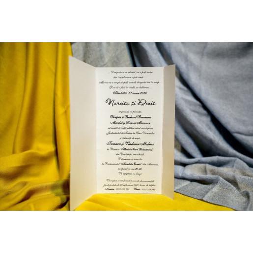 Invitatie de nunta 209 NEW BEST