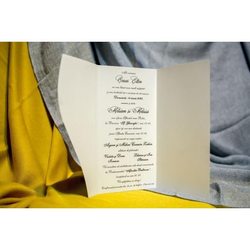 Invitatie de nunta 210 NEW BEST