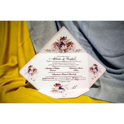 Invitatie de nunta 219 NEW BEST