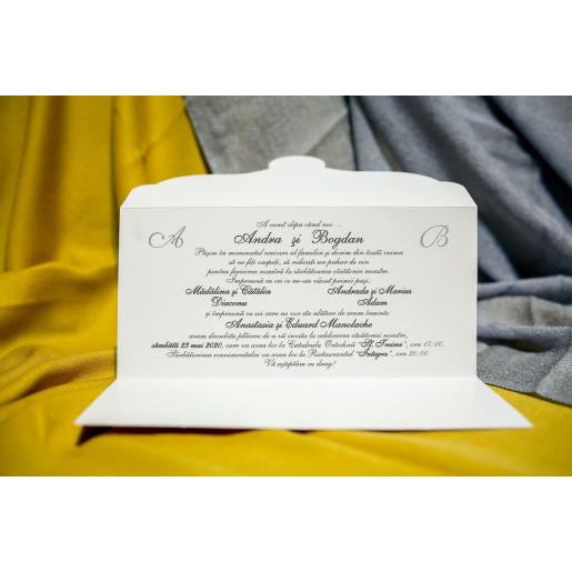 Invitatie de nunta 231 NEW BEST