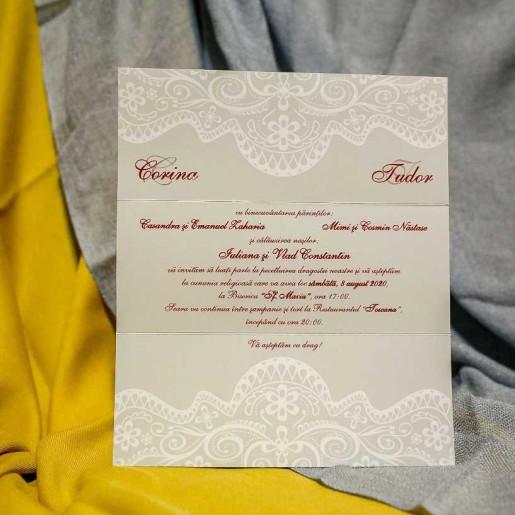 Invitatie de nunta 233 NEW BEST