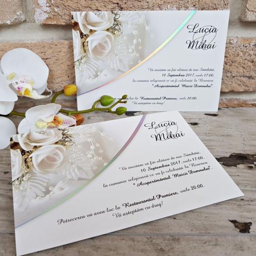 www.invitatiedewnunta.ro_Invitatie_de_nunta_cu_model_floral_2637_POPULAR