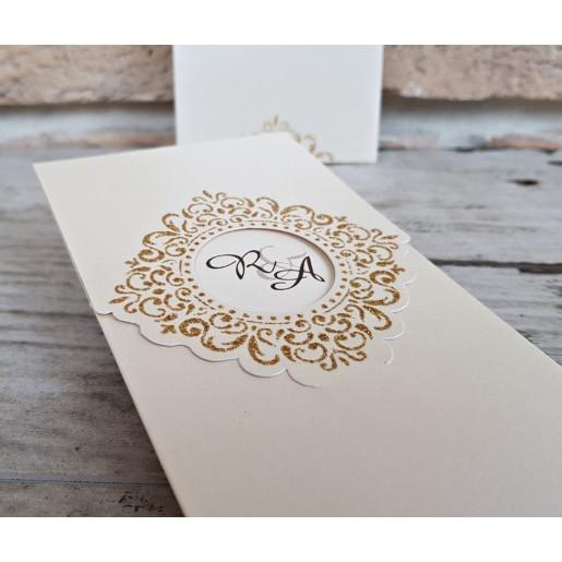 Invitatie de nunta 2648 POPULAR