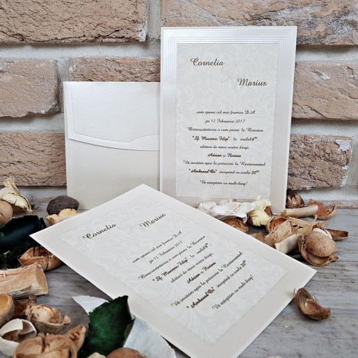 Invitatie de nunta 2684 POPULAR