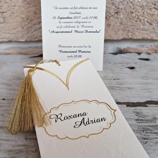 Invitatie de nunta 2723 POPULAR