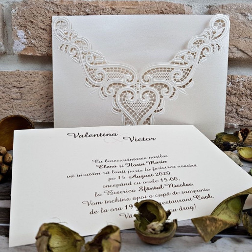 Invitatie de nunta 2736 POPULAR