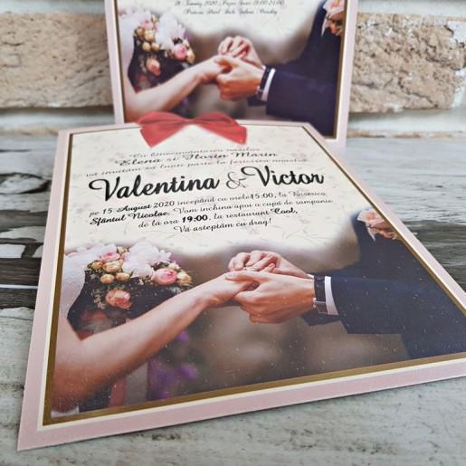 Invitatie de nunta 2738 POPULAR