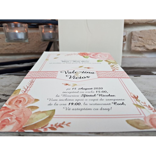 Invitatie de nunta 2747 POPULAR