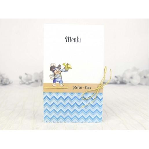 Meniu de botez cu pirati 3511 DELUXE