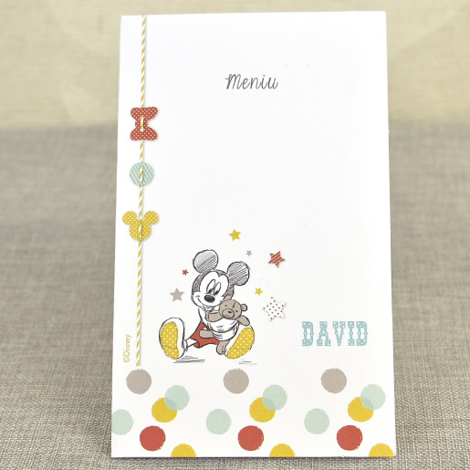 Meniu Sweet Mickey 3721 DELUXE