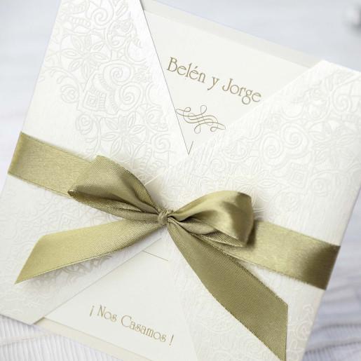Invitatie eleganta 39221 CLARA