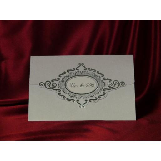 Invitatie de nunta eleganta 506