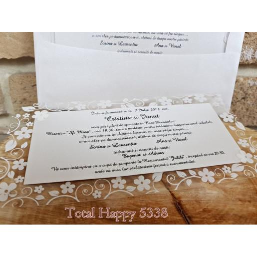 www.invitatiedenunta.ro_Invitatie_de_nunta_alba_florala_cu_sclipici_5338_CONCEPT