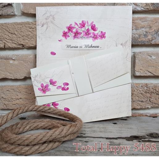 www.invitatiedenunta.ro_Invitatie_de_nunta_model_floral_roz_5488_CONCEPT