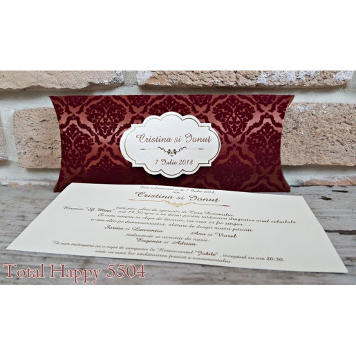 www.invitatiedenunta.ro_Invitatie_de_nunta_cu_cutie_catifea_visinie_5504_CONCEPT