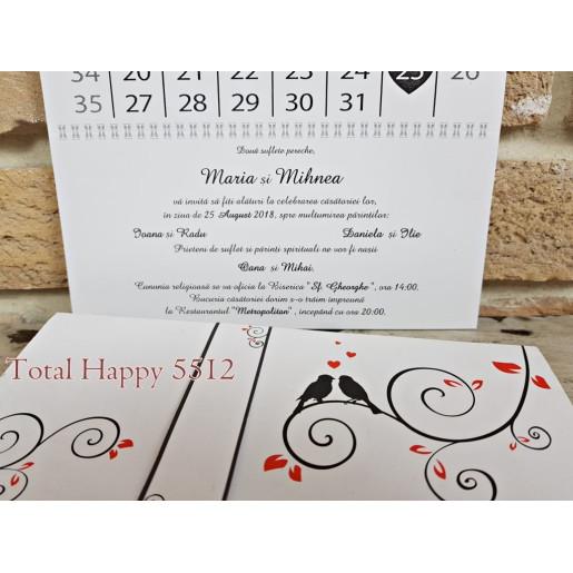 Invitatie de nunta 5512 CONCEPT