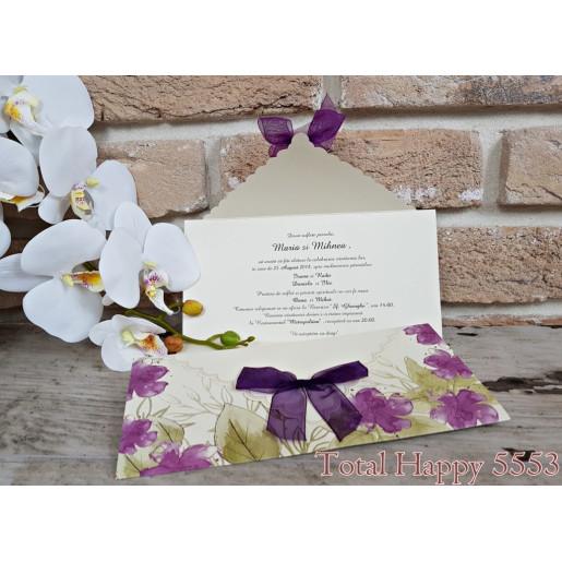 www.invitatiedenunta.ro_Invitatie_de_nunta_model_floral_cu_fundita_mov_5553_CONCEPT
