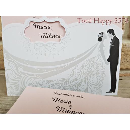 Invitatie de nunta 5578 CONCEPT