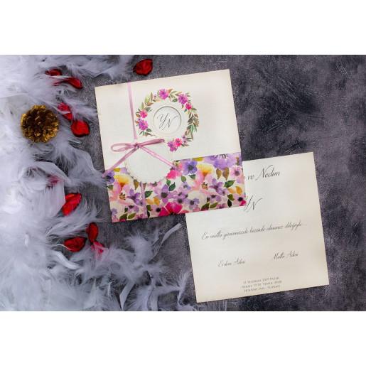 www.invitatiedenunta.ro_invitatie_de_nunta_florala_cu_fundita_roz_63645_ELITE