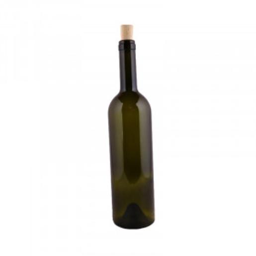Sticla marturii vin 750 ml Olive
