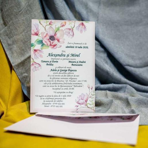 Invitatie de nunta 971 NEW BEST