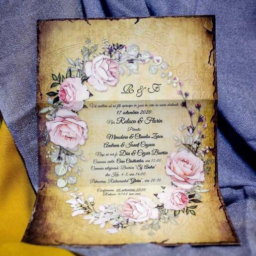 Invitatie de nunta 996 NEW BEST