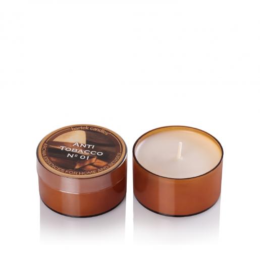 Lumanare parfumata mica 55 mm anti tobacco BC4874