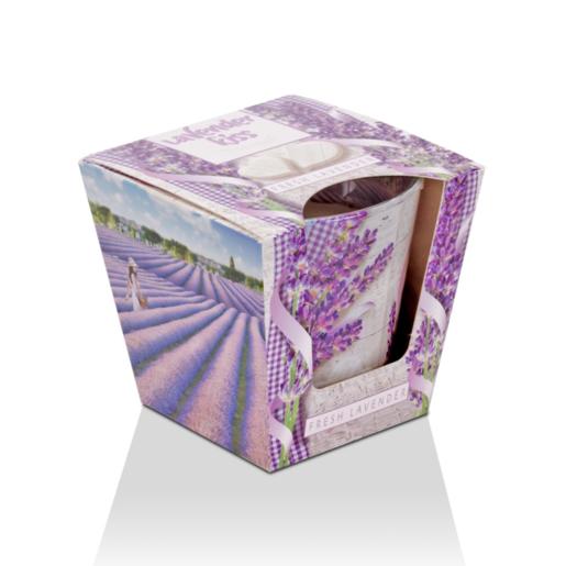 Lumanare parfumata Lavanda proaspata 115 g BC5524