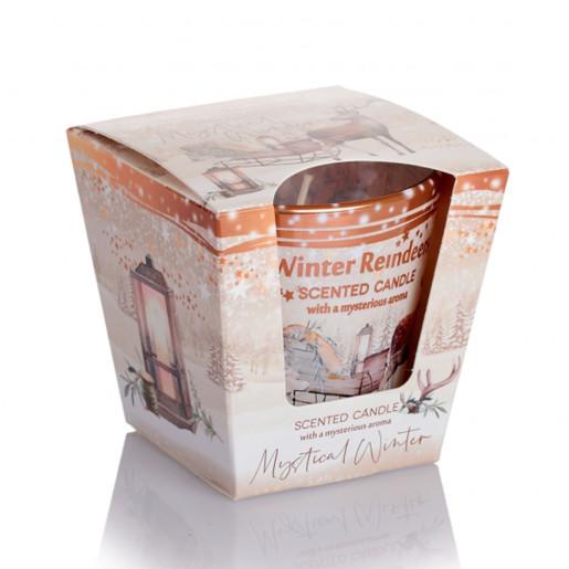 Lumanare parfumata Iarna Mistica 115 g BC6340