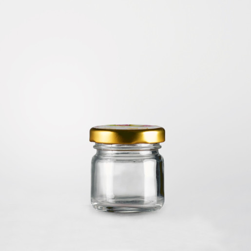 Borcan marturii 40 ml Rotund