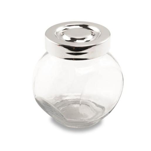 Borcan botez 180 ml Oval CH