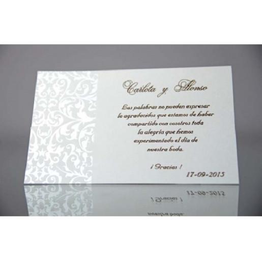 Card de confirmare 42811 EMMA