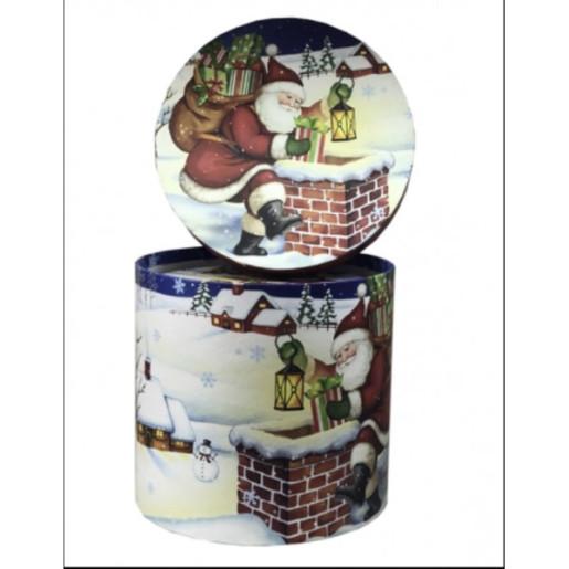 Cutie Carton Rotunda Mos Craciun Cos 3/SeCTC150