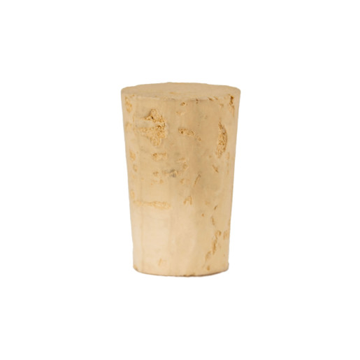Dop conic din pluta D 19/16*h27 mm
