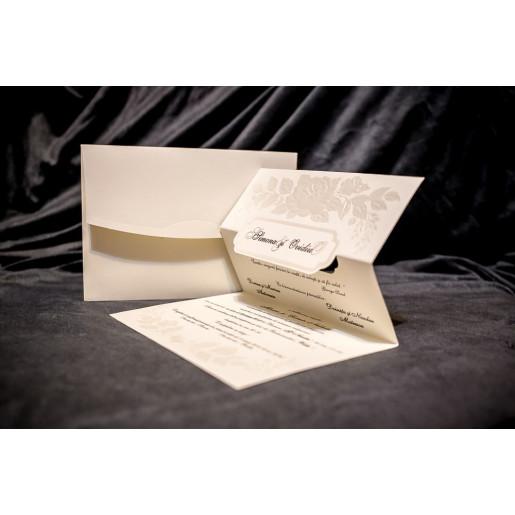 Invitatie de nunta 1401 BUKET-BEST