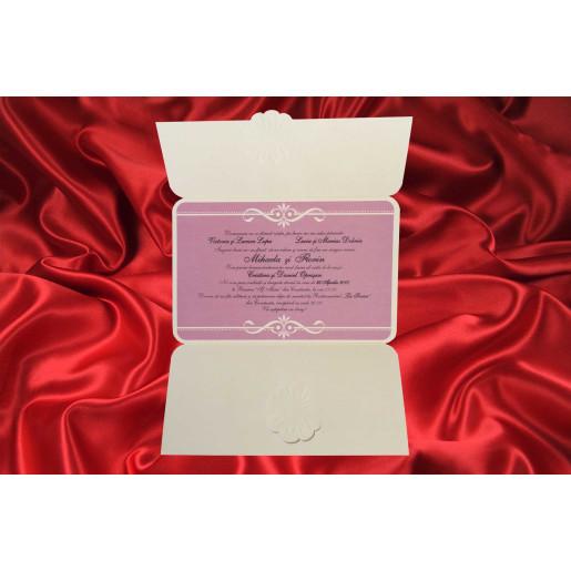 Invitatie de nunta 1612 BEST