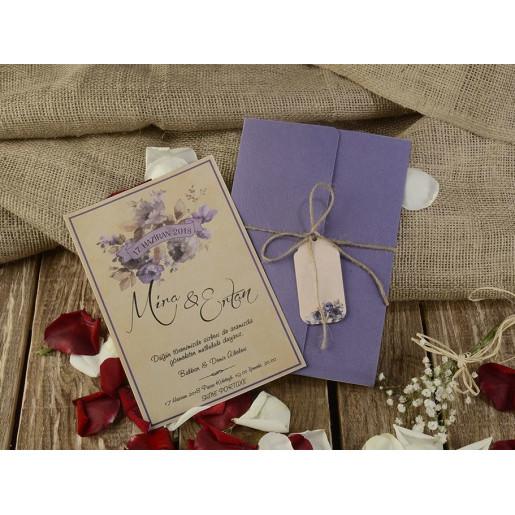 Invitatie de nunta 16262 ARMONI