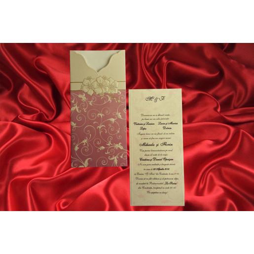 Invitatie de nunta 1634 BEST