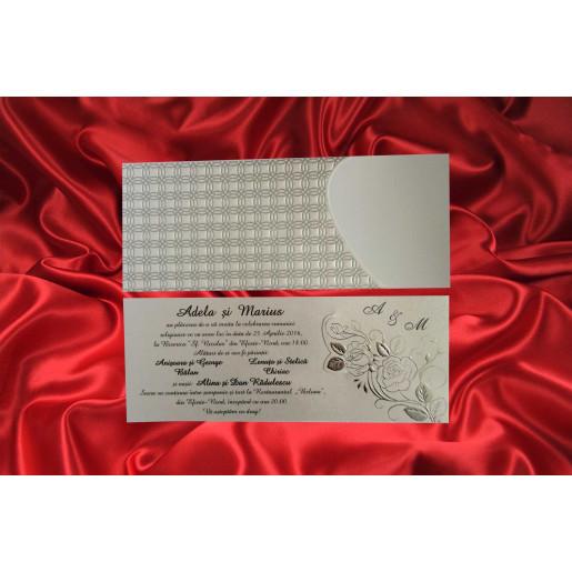 Invitatie de nunta 1653 BEST