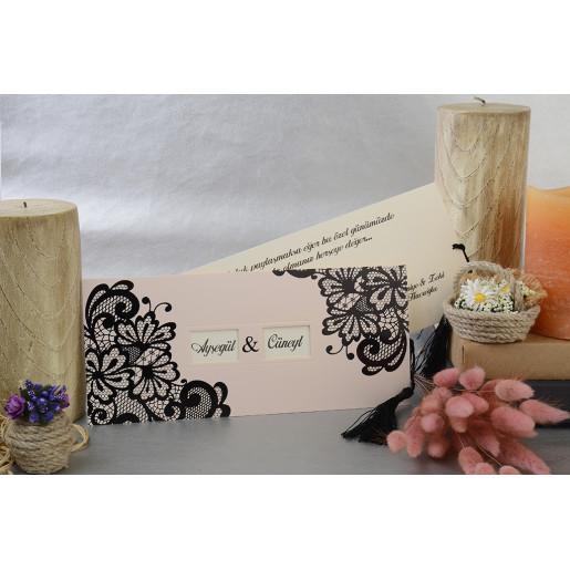 Invitatie boho-chic 17007 ARMONI