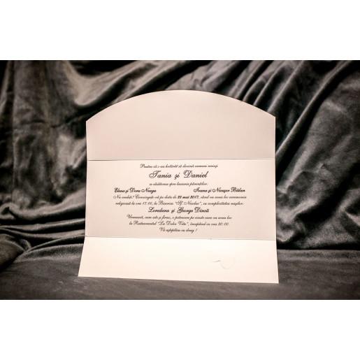 Invitatie de nunta 5001 BUKET-BEST