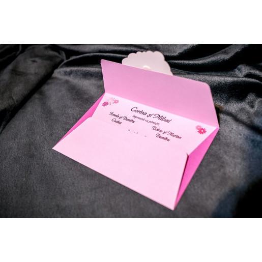 Invitatie de nunta 5008 BUKET-BEST