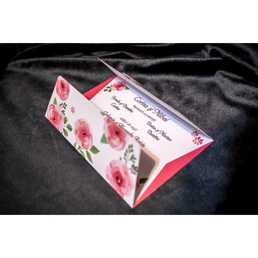Invitatie de nunta 5009 BUKET-BEST