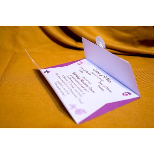 Invitatie de nunta 5010 BUKET-BEST