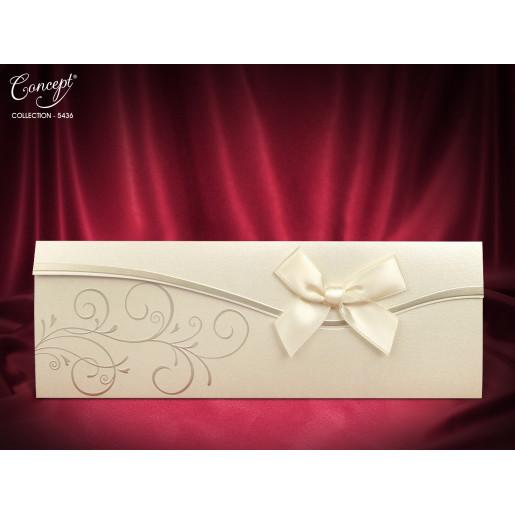 Invitatie de nunta eleganta 5436 CONCEPT