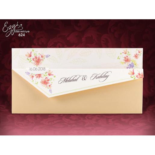 Invitatie de nunta 624